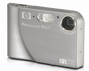 Unkompliziert digitalkamera hp photosmart r photoscala