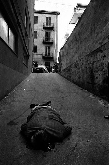 Battaglia-Einfahrt dans Photographie: Grands Photographes