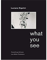 Titelabbildung Luciano Rigolini - What you see