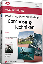 Photoshop-PowerWorkshops: Composing-Techniken - Volume 2