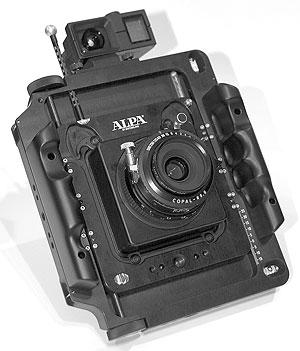 Foto der ALPA 12 MAX