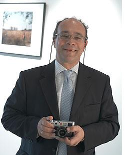 Porträt Leica-Eigner Andreas Kaufmann