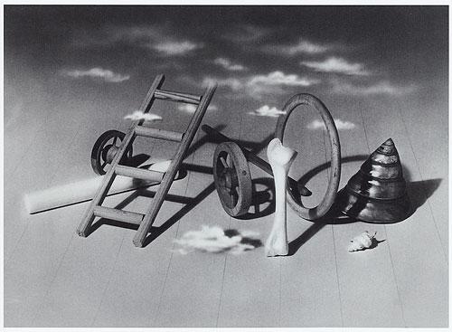 Foto Herbert Bayer, Still Life, 1936