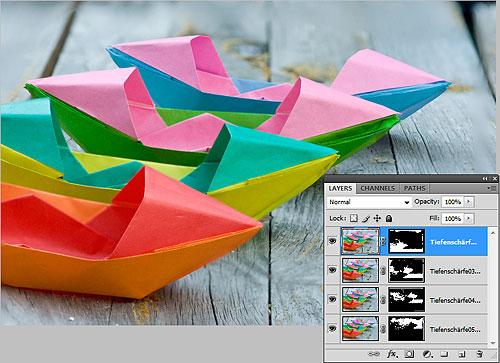 Screenshot Auto-Blend Layers