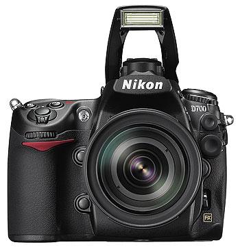 Foto der Nikon D700