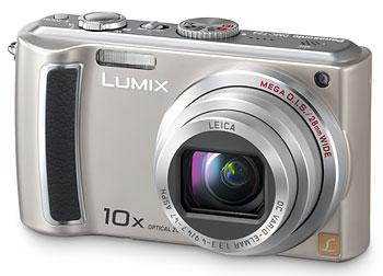 Foto der Lumix DMC-TZ4