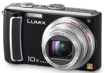 Foto der Lumix DMC-TZ5