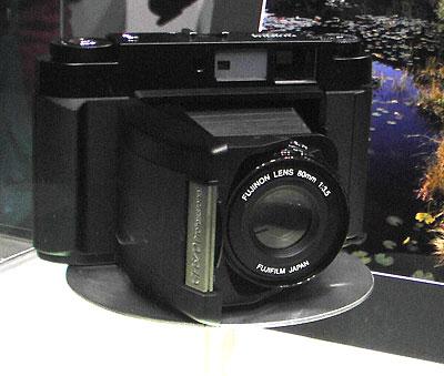 Foto der GF670 Professional von Fujifilm