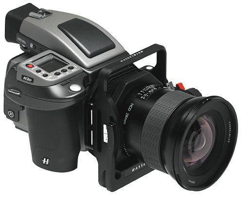 Foto des Tilt+Shift-Adapters HTS 1.5