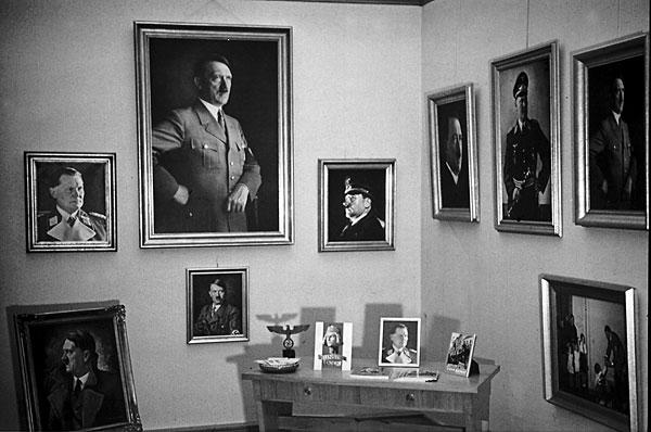 Foto von Heinrich Hoffmans Verkaufsraum