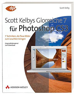 Titelabbildung Scott Kelbys Glorreiche 7 für Photoshop CS3