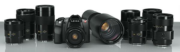 Foto des S-Systems von Leica