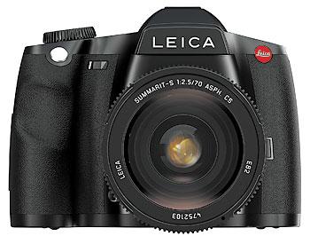 Foto der S2 von Leica