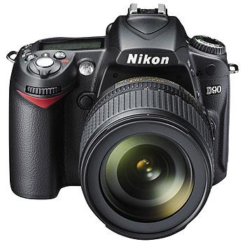 Foto der Nikon D90