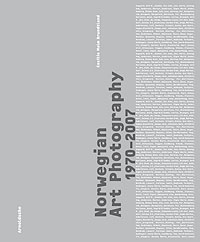 Titelabbildung Norwegian Art Photography 1970 - 2007