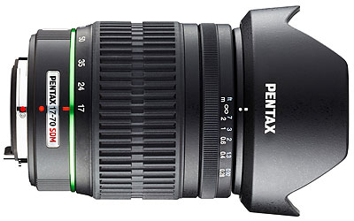 Foto des Pentax smc DA 4/17-70 mm AL [IF] SDM