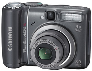 Foto PowerShot A590 IS