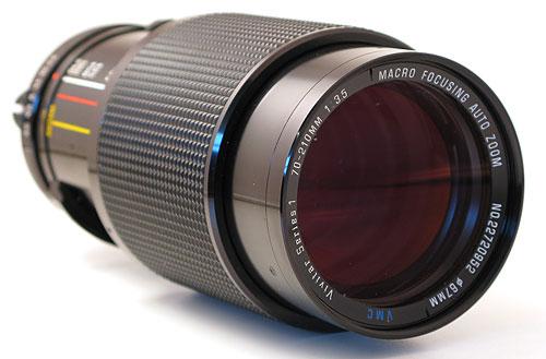 Foto vom Vivitar Series 1 3,5/70-210mm