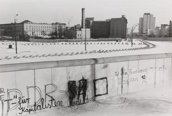 Foto Hans W. Mende, Potsdamer Platz, 1978-79