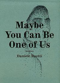 Titelseite Daniele Buetti