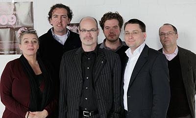 Foto der Jury CPFP 09-1
