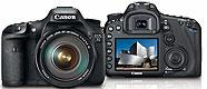 Foto der EOS 7D von Canon
