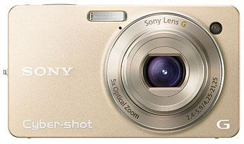 Foto der Cyber-shot DSC-WX1 von Sony