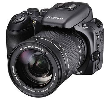 Foto der FinePix S200EXR von Fujifilm