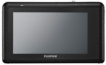 Foto der Rückseite der FinePix Z300 von Fujifilm