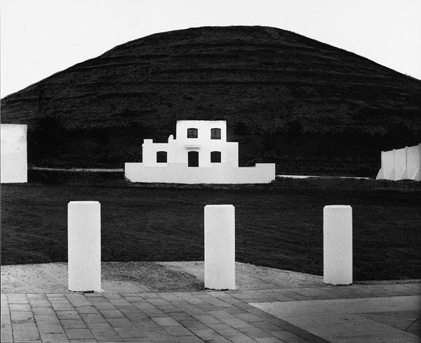 Foto Robert Häusser: Das Haus des Richters, 1998