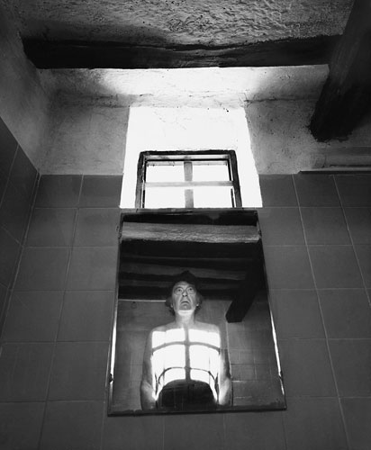 Foto Robert Häusser: Selbst, 1981