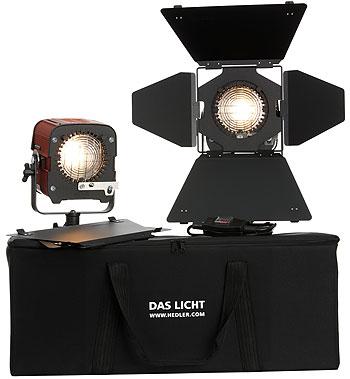 Foto vom Video Focus Kit von Hedler Systemlicht
