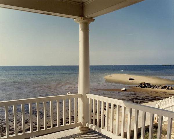 "Foto Joel Meyerowitz: ""Porch Series"", Provincetown, 1977"