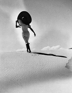 Foto von Hannes Kilian; In den Dünen von Alicante, Spanien 1965