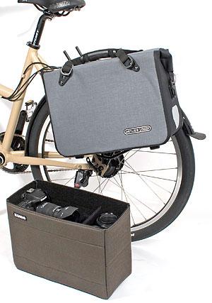 fahrrad fototaschen von ortlieb k nig photobags photoscala. Black Bedroom Furniture Sets. Home Design Ideas