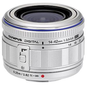 Foto des M. Zuiko Digital ED 3,5-5,6/14-42 mm von Olympus