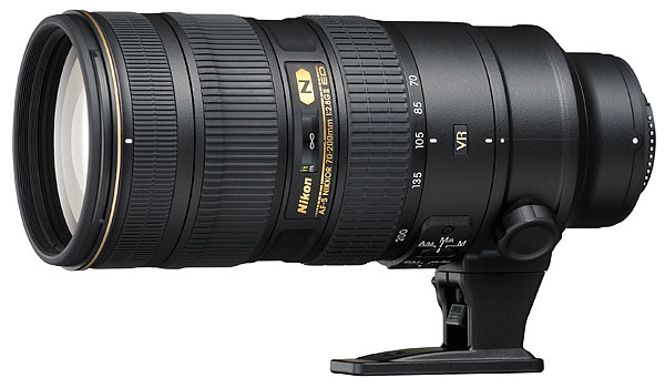 Foto vom AF-S Nikkor 2,8/70-200 mm G ED VR II von Nikon