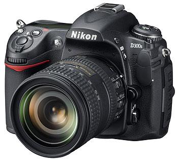 Foto der D300s von Nikon