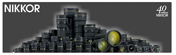 Aufmacher 40 Mio. Nikon-Objektive