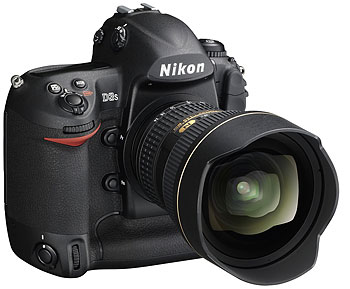 Foto der D3s von Nikon