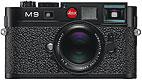 Foto der M9 von Leica