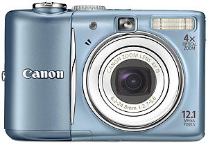 Foto der PowerShot 1100 IS, Front