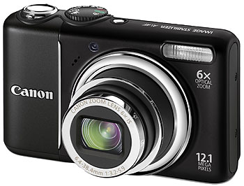 Foto der PowerShot 2100 IS, Front