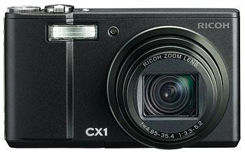 Foto der CX1 von Ricoh