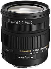 Foto vom Sigma 2,8-4/17-70 mm DC Macro OS HSM