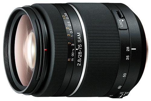 Foto vom 2,8/28-75 mm SAM von Sony