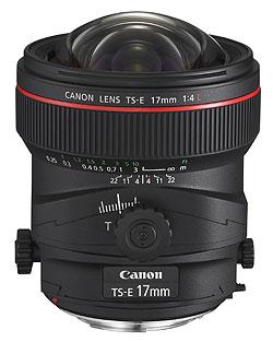 Foto des TS-E 4/17 mm von Canon