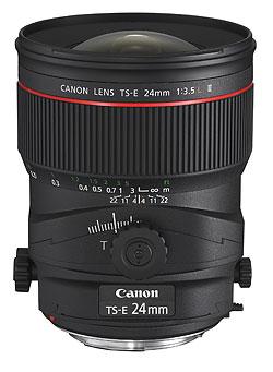 Foto des TS-E 3,5/24 mm von Canon