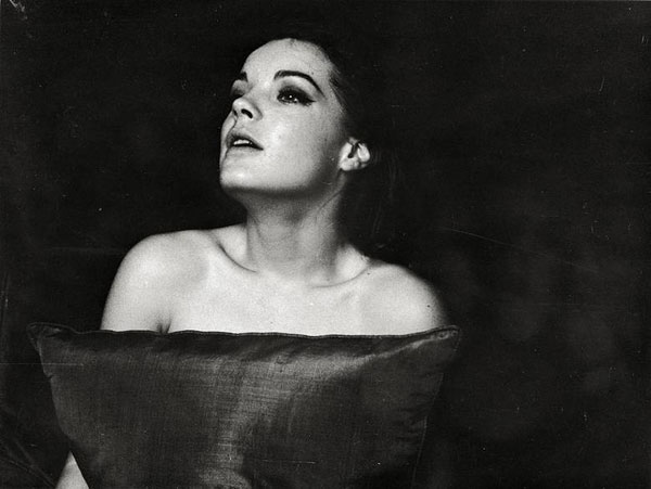 "Foto Will McBride: ""Romy, Paris"", 1964"