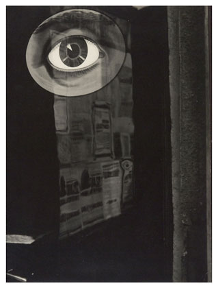 Foto Jaromír Funke; From the Time Persists serie, 1932